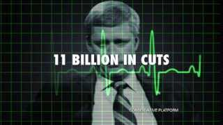 Liberal ad: Harper on Health Care (2011)