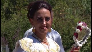 Dasma shqiptare ne mal te zi  Ilmi&Aisha