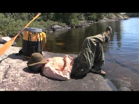 A Day In Quetico Provincial Park (2009)