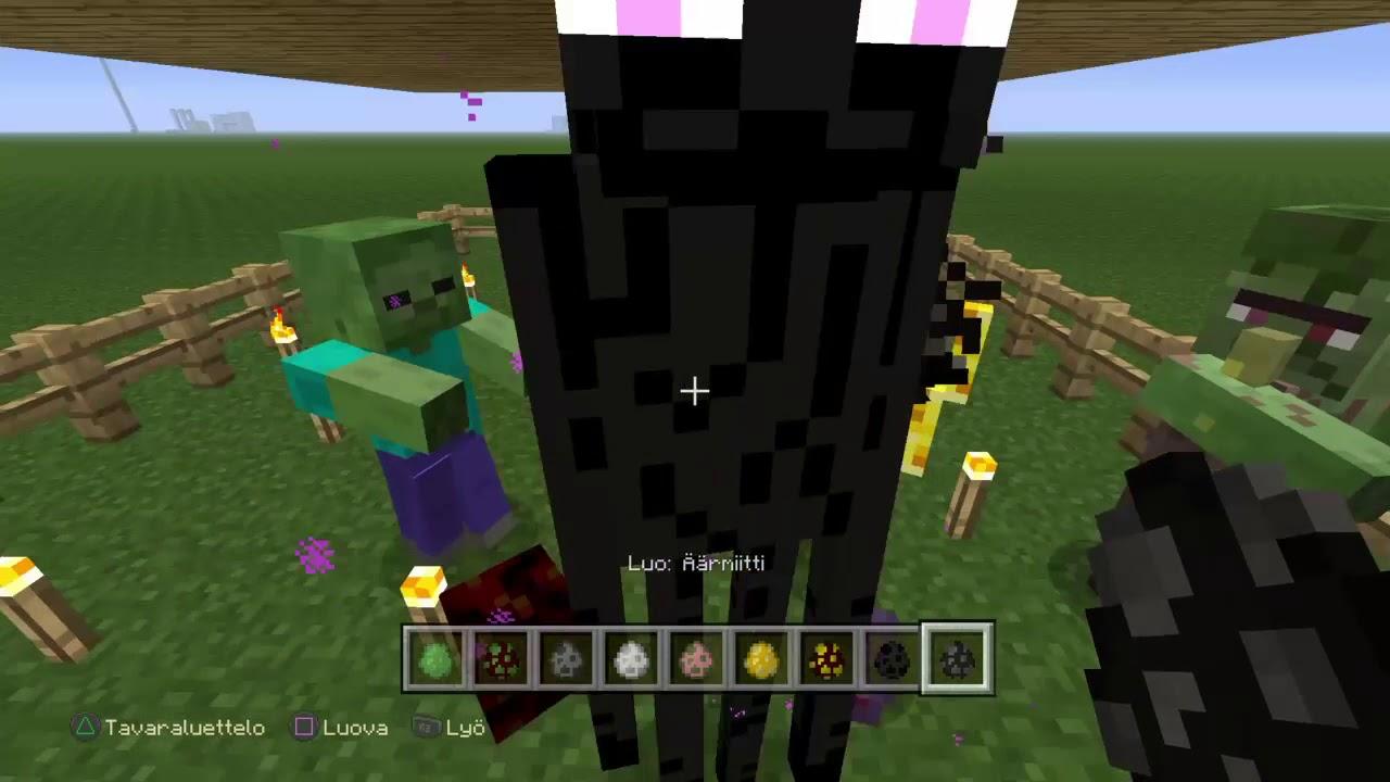Minecraft Vindicator - Gambleh x