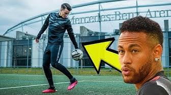 3 Fußball Tricks die deine Freunde BEEINDRUCKEN