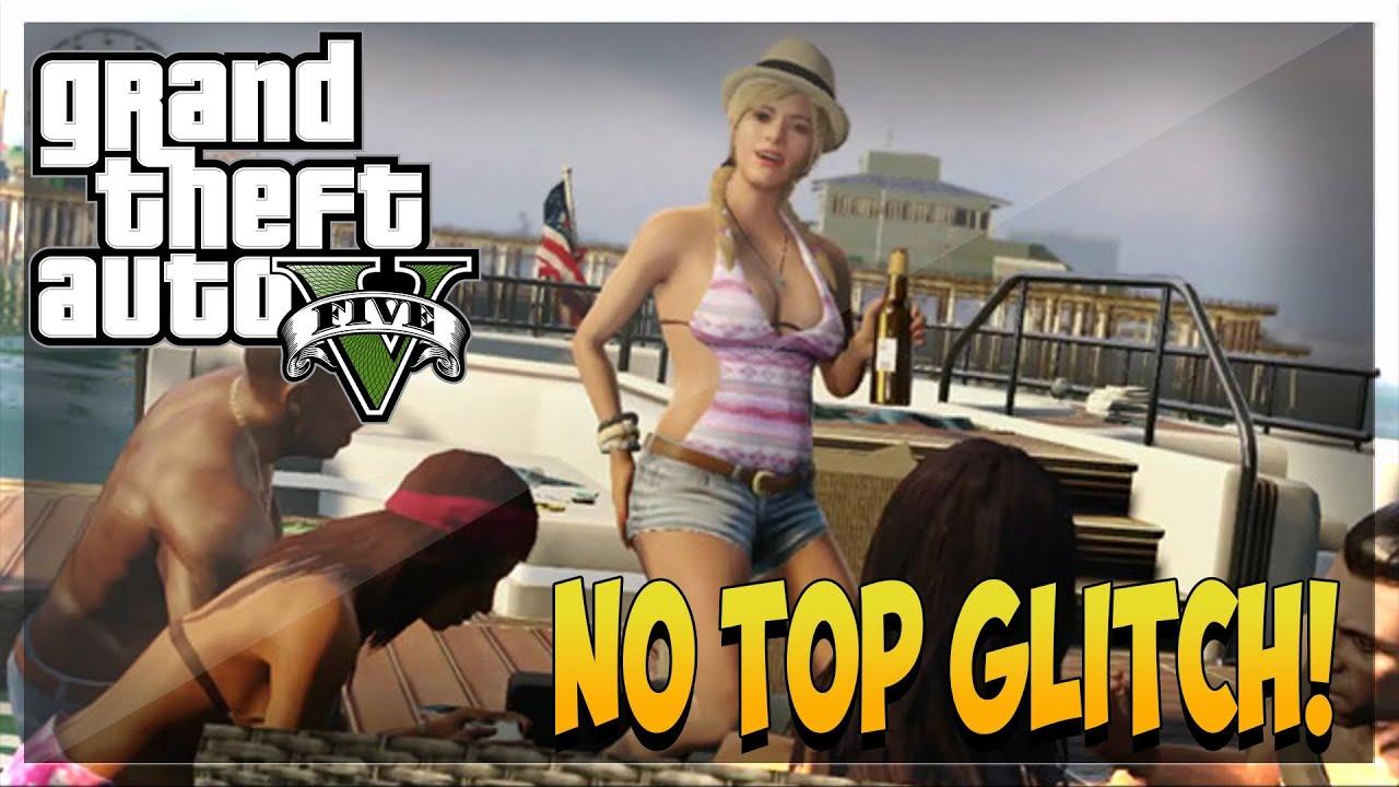 Gta 5 naked glitch