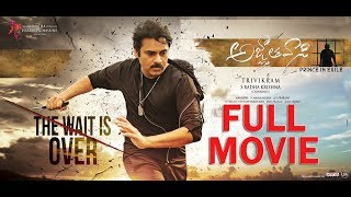 Agnyaathavaasi 2018 Telugu Full Length Movie HDRip | Pawan Kalyan | Trivikram Srinivas