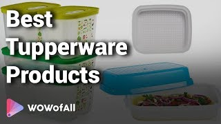 10 Best Tupperware Products In India 2018 With Price