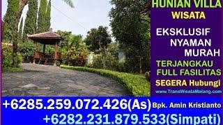 Villa Songgoriti, Villa Puncak, Homestay In Indonesia, +6282 231 879 533