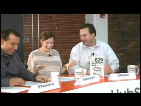B2B Social Media with Kipp Bodnar: Marketing Update 1/27/12