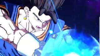Basis Vegetto Angriff Animation!!! DB-Legenden