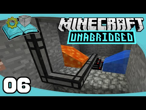 Minecraft Unabridged - Ep. 6: Cobble, Sand, Greenhouse | Primus Unabridged Modpack Let's Play