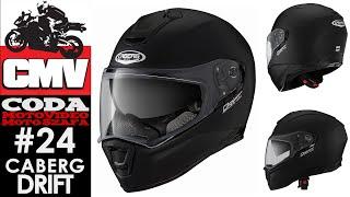 Caberg Drift - motocyklowy kask integralny - Moto Szafa #24 - CODA MV