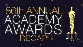 Oscar Recap (2014) 86th Academy Awards - HD Movie