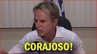 QUEM DERA SE TODO PREFEITO DO BRASIL FOSSE ASSIM!!!