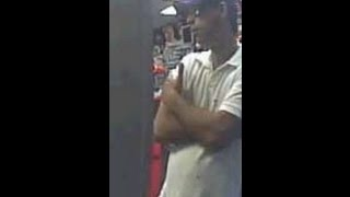 Game Stop Theft