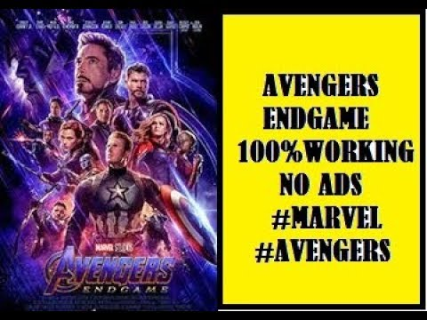 Download How to Download Avengers endgame in PC | 100% working