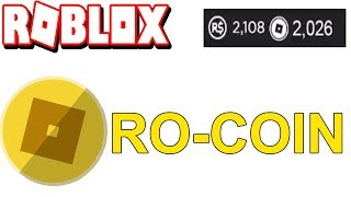NEW CURRENCY IN ROBLOX (RO-COIN)? WHAT THEY SERVE