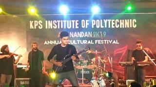 Indian National Mathematical Anthem on guitar 🇮🇳❤️ // National Anthem by T.R.A.P // jana gana mana