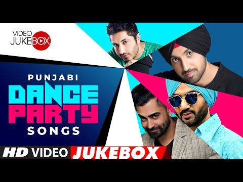 Punjabi Dance Party Songs  Video Jukebox  Punjabi Hit Songs