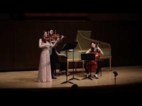 Purcell, Sonata No 6 in G minor Z 807