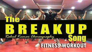 The Breakup Song Bollywood Workout | Breakup Song Zumba Dance Choreography | Ae Dil Hai Mushkil