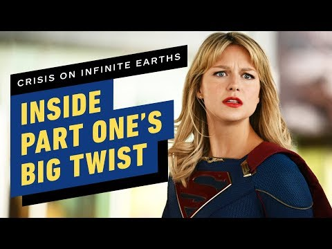 Crisis on Infinite Earths: Inside the Big Death in Part 1