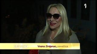 Vesna Zmijanac - Exkluziv - (TV Prva 26.04.2017)