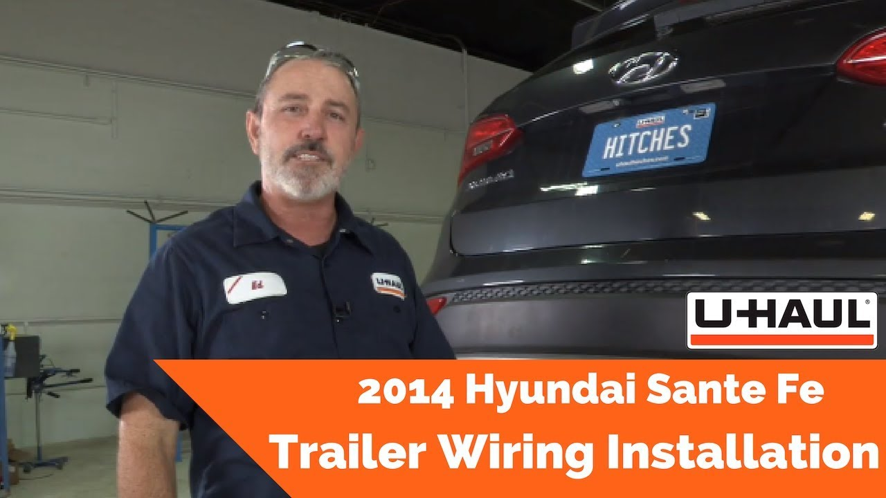 hight resolution of 2014 hyundai santa fe trailer wiring installation