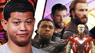 Who Is The Best Avenger **SPOILER ALERT**
