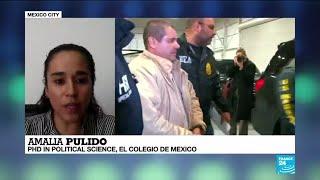 'El Chapo' verdict: Mexican drug lord sentenced to life in US prison