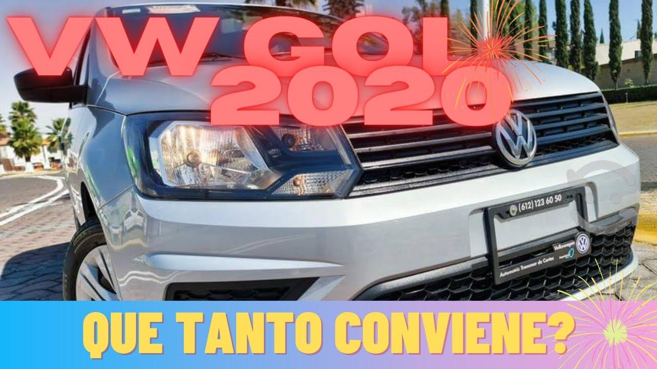 Download Volkswagen Gol TrendLine 2020   Un año de uso mis recomendaciones