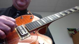 Group of 5 Right Hand Picking Pattern Lesson #1
