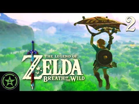 Let's Watch - Zelda: Breath of the Wild - Part 2