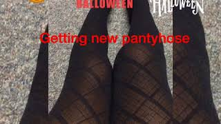 New pantyhose coming soon