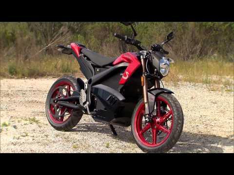 Two Wheelin': 2012 Zero