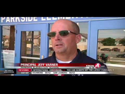 Pittsburg Ca News >> Kron 4 News Computer Giveaway At Parkside Elementary School