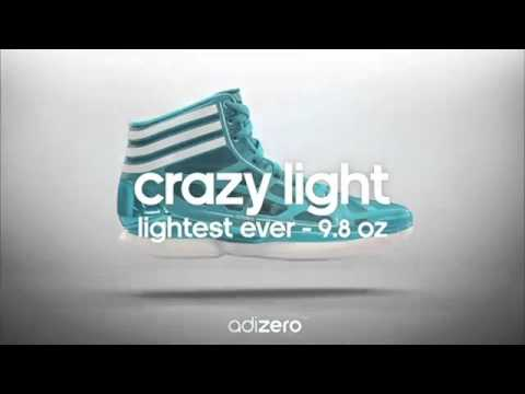 adidas adiZero Crazy Light vs. The other guys Round 1 kixionaryTV ... 80f9706067