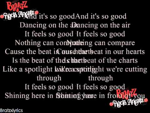 Bratz Rock Angelz - So good lyrics