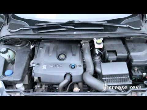 Peugeot 307 2.0 110 HDi Diesel Engine Squeak, DMF (Dual Mass Flywheel) Failure / Problems?