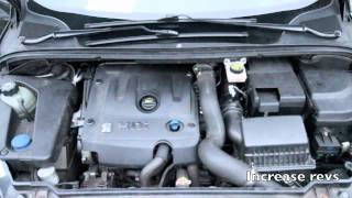 Peugeot 307 2.0 110 HDi Diesel Engine Squeak, DMF (Dual Mass Flywheel) Failure / Problems?