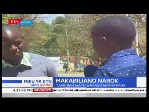 Makabiliano yaendelea katika Kaunti ya Narok