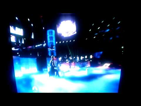 Robin Thicke Live On The Voice - Feel Good