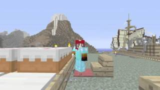 "Minecraft XBOX - Evil Empire {143} ""A MESSAGE FROM A WIZARD"""