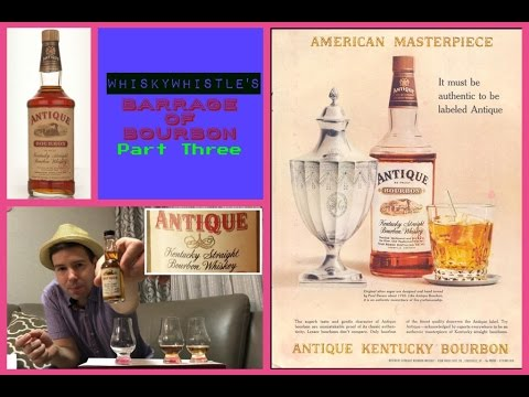 Antique Kentucky Bourbon Review on WhiskyWhistle 165
