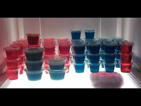How To Make Jello Shots With 151 PR Rum