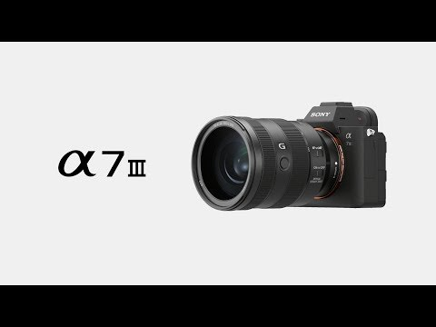 Product Feature | Alpha 7 III | Sony | α