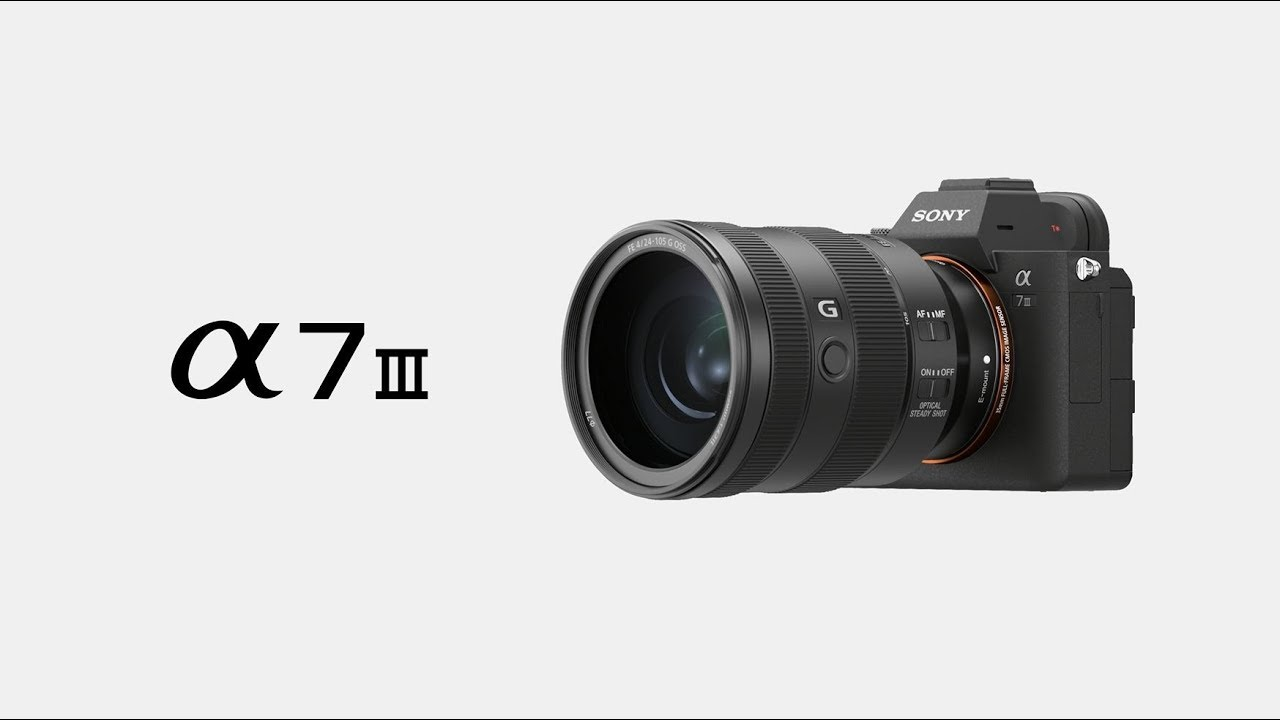 Sony Alpha a7 III Full Frame Mirrorless Camera with 28-70mm Lens