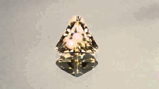 Natural Yellow Oregon Sunstone Gem 4 79 ct