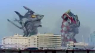 Download lagu Power Rangers Dino Thunder Stegazord First Megazord Fight Episode 10Ocean Alert MP3