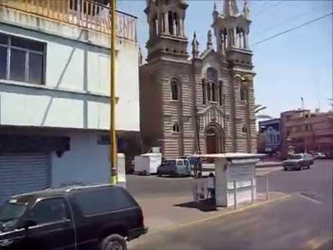 Bus tour in Aguascalientes, Mexico