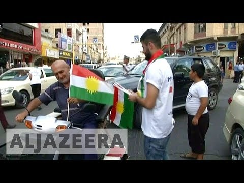 Turkey calls Kurdish referendum a 'grave mistake'