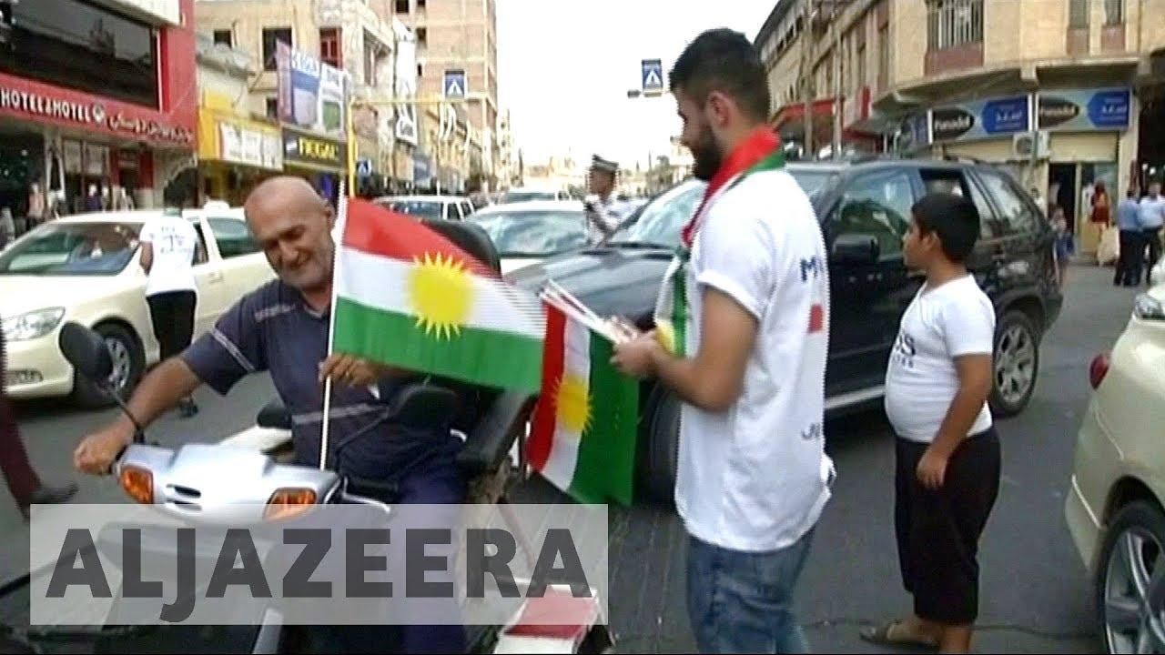 Turkey calls Kurdish referendum a 'grave mistake'