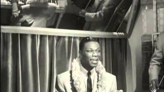 Blue Gardenia    Trailer  Nat King Cole  1953